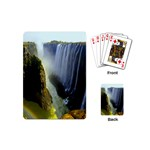 Victoria Falls Zambia Playing Cards (Mini)
