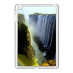 Victoria Falls Zambia Apple iPad Mini Case (White)