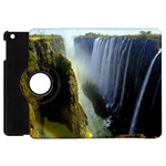 Victoria Falls Zambia Apple iPad Mini Flip 360 Case