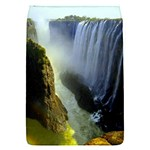 Victoria Falls Zambia Removable Flap Cover (Small)