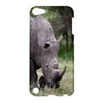 Wild Animal Rhino Apple iPod Touch 5 Hardshell Case