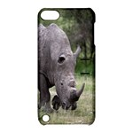 Wild Animal Rhino Apple iPod Touch 5 Hardshell Case with Stand