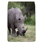 Wild Animal Rhino Removable Flap Cover (Large)