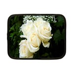 White Rose Netbook Case (Small)
