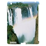Zambia Waterfall Apple iPad 3/4 Hardshell Case (Compatible with Smart Cover)