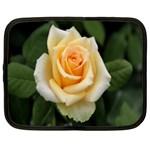 Yellow Rose Netbook Case (Large)