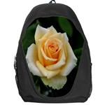 Yellow Rose Backpack Bag