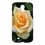 Yellow Rose Samsung Galaxy S4 I9500 Hardshell Case