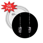 Being Behide The Bars Does Not Mean I Am Guilty 2.25  Button (100 pack)