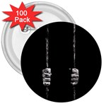 Being Behide The Bars Does Not Mean I Am Guilty 3  Button (100 pack)