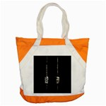 Being Behide The Bars Does Not Mean I Am Guilty Accent Tote Bag