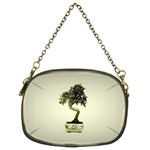 Beauty Of Peaceful Bonsai Tree Chain Purse (Two Sides)
