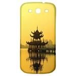 Lotus Lake Kaoshiung Taiwan Samsung Galaxy S3 S III Classic Hardshell Back Case