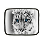 Animal Leopard In Snow Netbook Case (Small)