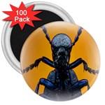 Animal Oil Beetle 3  Magnet (100 pack)