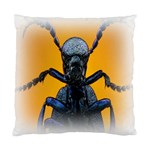 Animal Oil Beetle Cushion Case (Two Sides)