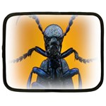 Animal Oil Beetle Netbook Case (XL)