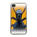 Animal Oil Beetle Apple iPhone 4 Case (Clear)