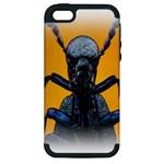 Animal Oil Beetle Apple iPhone 5 Hardshell Case (PC+Silicone)