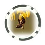 Bee Hard Work Poker Chip Card Guard (10 pack)