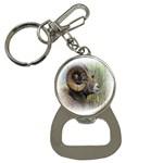 Bighorn Sheep Bottle Opener Key Chain