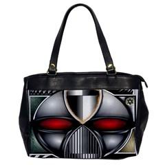 Portal Oversize Office Handbag (one Side) by BlackLabelDesigns