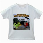 Killer Tomato Squirrel Kids White T-Shirt