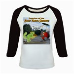 Killer Tomato Squirrel Kids Baseball Jersey