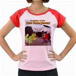Killer Tomato Squirrel Women s Cap Sleeve T-Shirt