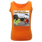 Killer Tomato Squirrel Women s Dark Tank Top