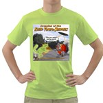 Killer Tomato Squirrel Green T-Shirt
