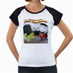 Killer Tomato Squirrel Women s Cap Sleeve T