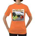 Killer Tomato Squirrel Women s Dark T-Shirt