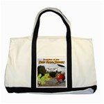 Killer Tomato Squirrel Two Tone Tote Bag