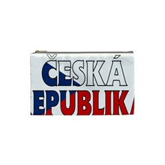 Czech Cosmetic Bag (small) by worldbanners