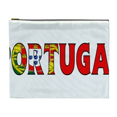 Portugal2 Cosmetic Bag (xl) by worldbanners