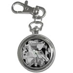 Pablo Picasso - Guernica Round Key Chain Watch