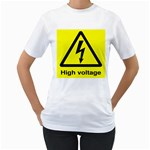 high_voltage Women s T-Shirt