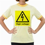 high_voltage Jr. Ringer T-Shirt