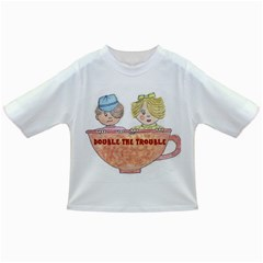 Double The Trouble Infant/Toddler T Front