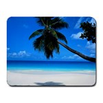 Cancun Beach Small Mousepad
