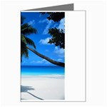 Cancun Beach Greeting Card
