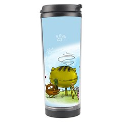 Apron Travel Tumbler by PookieCatWorld