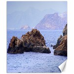 Gulls at Rest - Jacquei Essex - Canvas 8  x 10