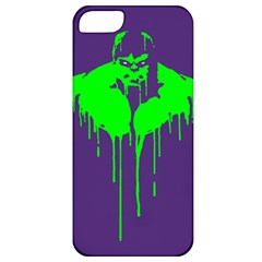 Incredible Green Apple Iphone 5 Classic Hardshell Case by Contest1769124