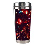 Ah 001 Ave Hurley Christmas Tree Close Up Stainless Steel Travel Tumbler