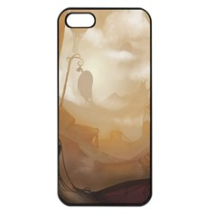 Storm Apple Iphone 5 Seamless Case (black) by RachelIsaacs