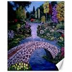 My Garden - Ave Hurley    4600 X 3300 Canvas 16  x 20
