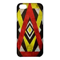 Sharp Edges Apple Iphone 5c Hardshell Case by Contest1775858