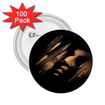 Nosferatu Vampire in His Tomb 2.25  Button (100 pack)